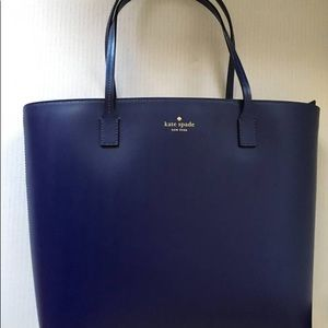 Kate Spade Wright Place Karla Leather Tote